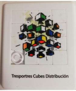 Puzzle deslizante 4x4 tresportres