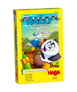 Haba Rally de Animales Mix Max