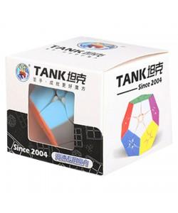 Shengshow Tank Megaminx 2x2 Stickerless