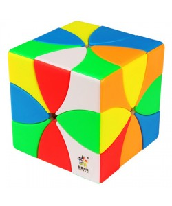 Yuxin Eight Petals Cube Magnético Stickerles