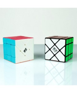 QIYI FISHER 3X3 Stickerless