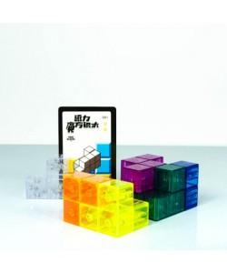 YJ Bloques Magnéticos Juego cartas