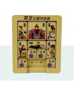 Qiyi Slice Klotski Los 3 reyes magnético