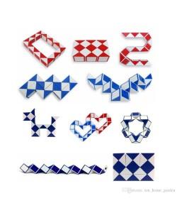 Qiyi Snake 24 piezas colores surtidos
