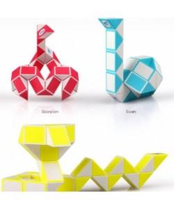 Qiyi Snake 48 piezas colores surtidos