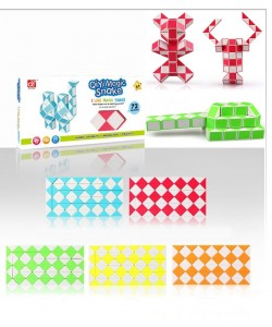 Qiyi Snake 72 piezas colores surtidos