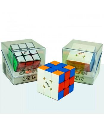Qiyi 3x3 MS Magnético Stickerless