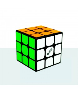 Qiyi 3x3 MS MagnéticoNegro