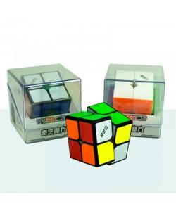 Qiyi 2x2 MS magnético stickerles