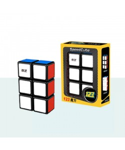 Qiyi 1x2x3 negro
