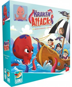 Ludilo Kraken Attack