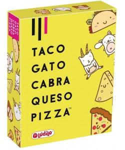 Ludilo Taco, Gato, Cabra, Queso, Pizza