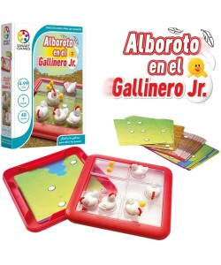 Smart Games Alboroto en el gallinero