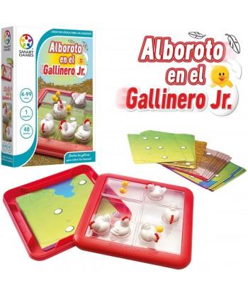 Smart Games Alboroto en el gallinero