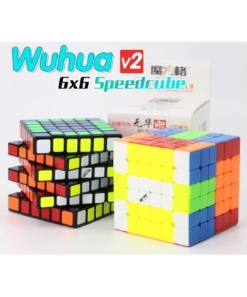 QiYi MoFangGe Wuhua V2 6x6