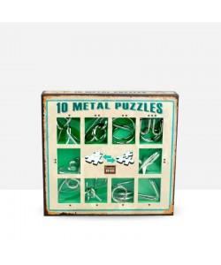 Metal Puzzles Verde