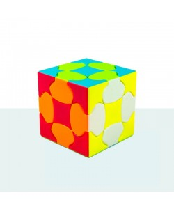 QiYi Fluffy 3x3 stickerless