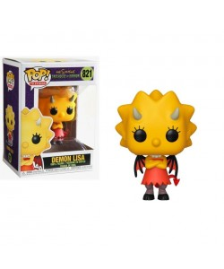 FUNKO POP THE SIMPSON LISA DEMONIO VERSION HALLOWEEN 39721 - 39721