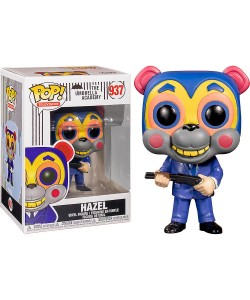 NOVEDAD FUNKO POP SERIES TV UMBRELLA ACADEMY HAZEL CON MASCARA - MGS0000000599