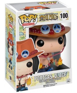 FUNKO POP ONE PIECE PORTGAS D. ACE 6358