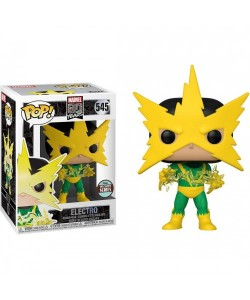 FUNKO POP MARVEL 80TH PRIMERA APARICION ELECTRO 44331