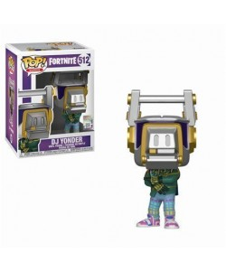 FUNKO POP FORTNITE DJ YONDER 39050