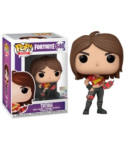 FUNKO POP FORTNITE TNTINA 52970