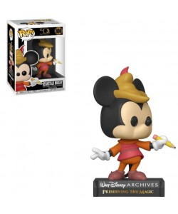 FUNKO POP DISNEY ARCHIVOS MICKEY MOUSE COLOR SASTRE 49892