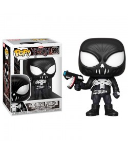 FUNKO POP MARVEL PUNISHER VENOM S3 VERSION 46453