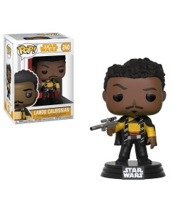 FUNKO POP STAR WARS LANDO CALRISSIAN 26982