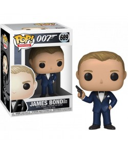 FUNKO POP JAMES BOND CASINO ROYALE JAMES BOND CON PISTOLA Y TRAJE 35678