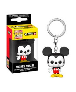 FUNKO POP KEYCHAIN LLAVERO DISNEY MICKEY MOUSE 90TH ANIVERSARIO 32568