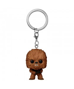 FUNKO POP KEYCHAIN LLAVERO STAR WARS CHEWBACCA 53054