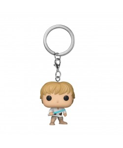 FUNKO POP KEYCHAIN LLAVERO STAR WARS LUKE SKYWALKER 53051