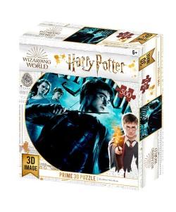 PUZZLE 3D LENTICULAR HARRY POTTER HARRY POTTER 500 PIEZAS