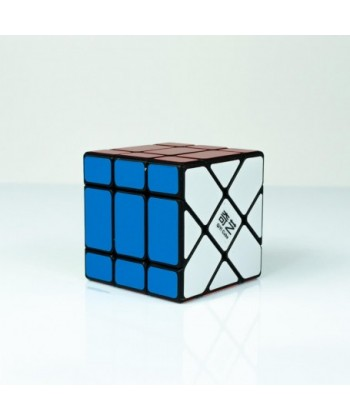 Qiyi fisher 3x3 negro