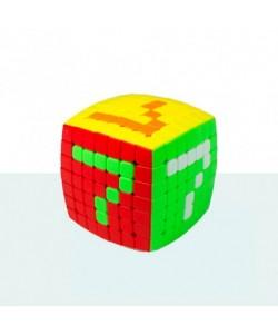 ShengShou Mr. M 7x7 stickerless