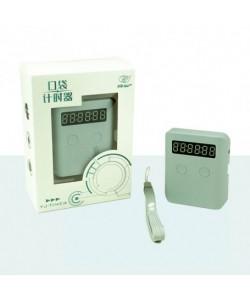 YJ Pocket Cube Timer gris