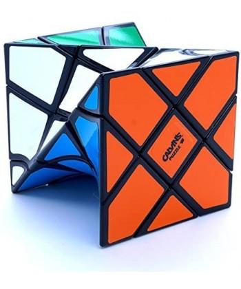 Eitan's Fisher Twist Cube negro