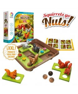 Smart Games Ardillas XXL