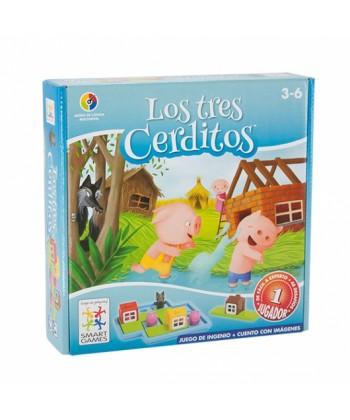 Smart Games Los 3 Cerditos