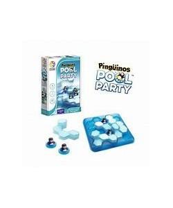 Smart Games Pingüinos pool party