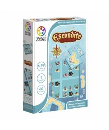 Smart Games Escondite en la isla Jr.
