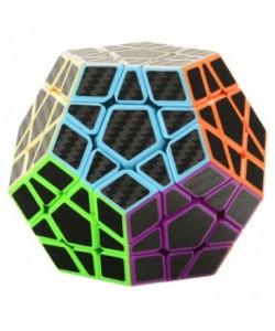 Z-cube Fibra de carbono Megaminx
